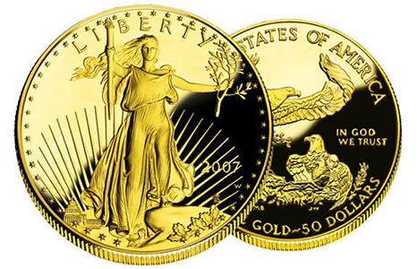 Proof Gold American Eagle Coins