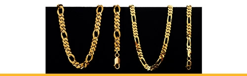 Figarucci Style Necklaces