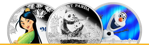 New Zealand Mint Collectibles